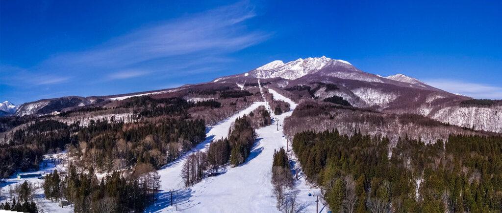 myoko suginohara ski panorama