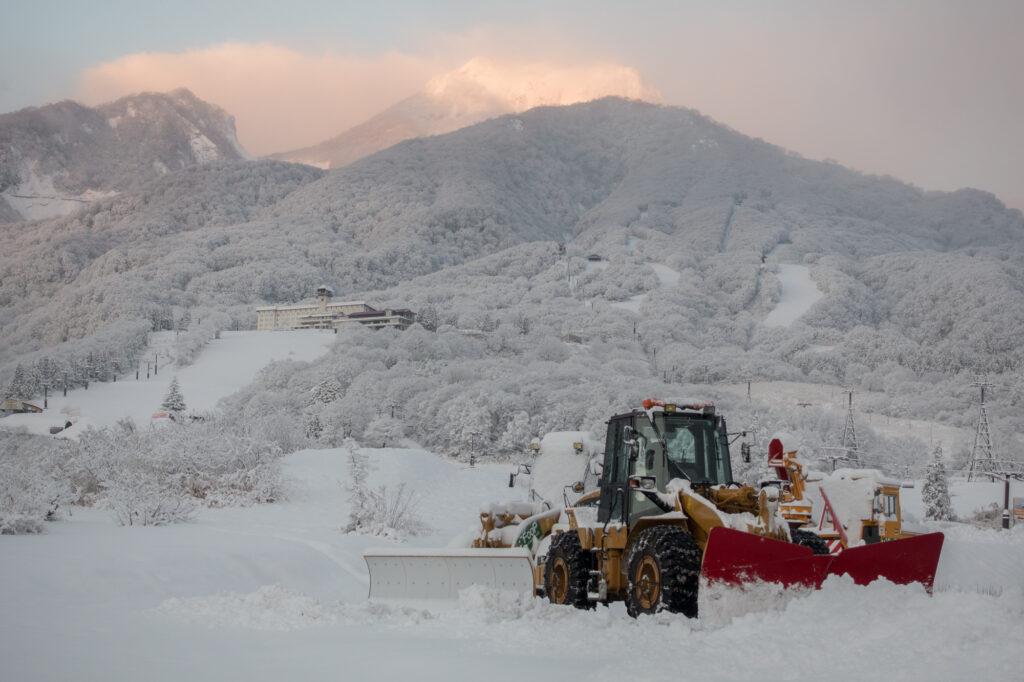 akakura kanko ski resort myoko