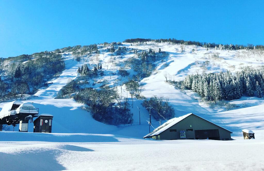 Charmant Hiuchi Ski Resort Bluebird