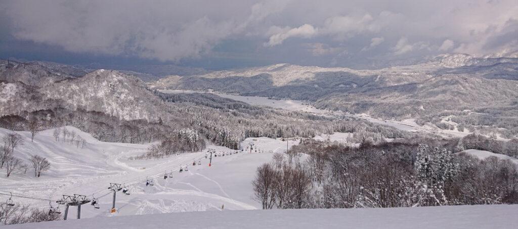 seaside valley ski resort