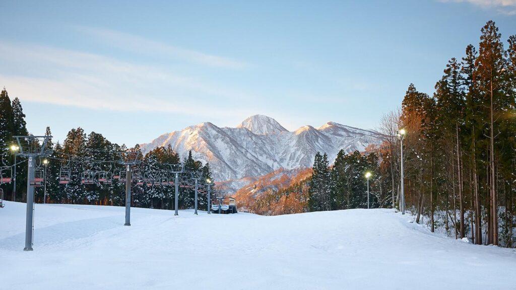 slopes at arai