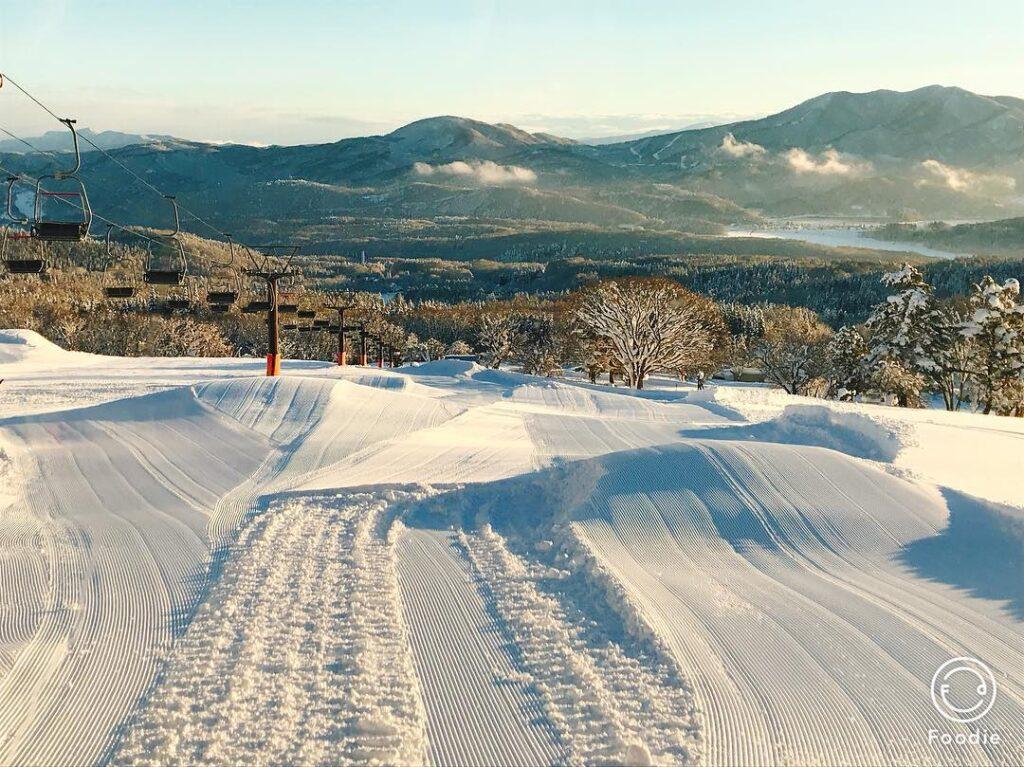 Kurohime Kogen Ski Resort